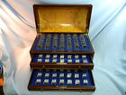 The State Quarters Treasure Chest By the Danbury Mint, complete set