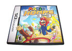 Mario Hoops 3-on-3  (Nintendo DS, 2006) Basketball Game, Rated E for Everyone!