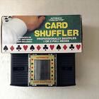Vintage 1987 Playing cards shuffler In Box