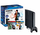 Sony PlayStation 3 Combo Pack 250 GB Black Console