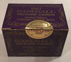 1987 Topps Baseball Cards Traded Tiffany Limited Edition Factory Sealed Set