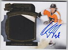 2011-12 CLAUDE GIROUX UPPER DECK THE CUP LIMITED LOGOS PATCH AUTO 50 -FLYERS