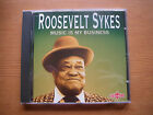 Music Is My Business [Blues Alliance] by Roosevelt Sykes (CD, Nov-1996, Blues...