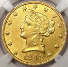 1848-O Liberty Gold Eagle $10 - NGC AU Details - Very Rare New Orleans Date