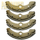 Front brake shoes Yamaha YFM 400 FW Kodiak 1993-1998 1994 1995 1996 1997