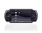 Sony PSP 3000 Black Console *USED* Bundle with Case, 2 Games, 2 Movies