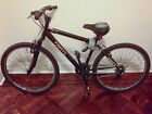 TRAYL Mens Trax 10 Mountain Bike with upgraded seat and lock key anti theft