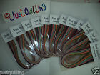 Paper Quilling Strips assorted multi color 12 packs paper quilling suppliespaper
