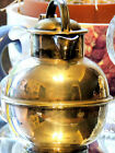 TEAPOT DECOR,VINTAGE,RARE, SILVER PLATED OVER COPPER, PAIRPCINT-SHEFFIELD,  1937