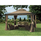 BJs Living Home Outdoors 10 x 12 Gazebo Replacement Canopy - RipLock