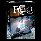 New Learn to Speak Instant Immersion FRENCH Language DELUXE 8 CDs NIB ( PC+Audio