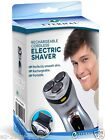 NEW Eternal Technology® Cordless Rechargeable Electric Mens Shaver Portable USA