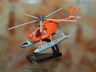 Eurocopter Helicopters Italeri MD 500 Hughes GREENPEACE 1:100 Diecast Mib Rare