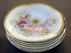 ANTIQUE GERMAN CHINA TRANSFER WARE - (6) 7 1/2