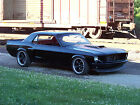 Ford  Mustang Coupe 1968 ford mustang custom