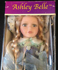 Ashley Belle Fine Bisque Porcelain Doll Limited Edition with Stand
