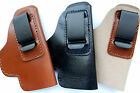 CEBECI LEATHER CCW IWB IN PANTS CLIP HOLSTER for GLOCK 19 23 32