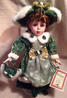 Authentic Holiday 2006 Special Edition Porcelain Doll 18