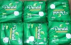 LOT OF 6 PACKAGES PREVAIL EXTRA ABSORBENCY 14 UNDERWEAR XL