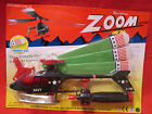 Zoomcopter Pull String Navy Helicopter, Kids Toy, NEW in Box