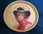 Vintage 1972 Olympia Beer Advertising Tin Serving Tray Olympia Washington      D