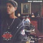 Daily Operation [PA] by Gang Starr (CD, May-1992, Alliance)