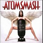 Love Is in the Missile * by Atom Smash (CD, Aug-2010, Jive (USA))