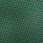 """Blue Paisley Print Fabric Dress Material Crafting 42""""Width Cotton Poplin By 1 Yd"""