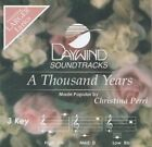 A Thousand Years Accompaniment CD By Christina Perri 2014 Daywind Soundtracks