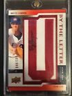 Bryce Harper 2009 Upper Deck By The Letters Autograph 40 100