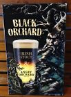 ANGRY ORCHARD-Black Orchard-Metal Beer Sign