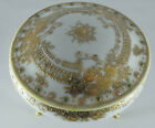Vintage Noritake Covered Bowl W/ Guilding Beautiful!  Mint Condition