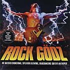 Various Artists Rock Godz (2005) 2CD, Kiss, Rush, Free, Judas Priest, Motorhead