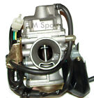 Gas Chinese Gy6 Scooter Moped 157QMI 157QMJ Carburetor 125cc 150cc Engine Parts