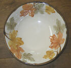 Franciscan China Dinnerware OCTOBER PATTERN Vegetable serving bowl 8 3/4