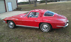 Chevrolet  Corvette fuelie 1964 corvette coupe fuelie red red