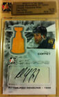 Paul Coffey 2010-11 ITG ULTIMATE 10th CHAMPIONS Jersey Autograph PENGUINS 9