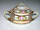 Beautiful Vintage Japanese Moriyama Mori-machi Noritake Sugar Bowl