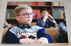 PETER BILLINGSLEY HAND SIGNED AUTHENTIC 'A CHRISTMAS STORY' 11X14 PHOTO w COA
