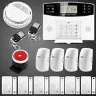 PSTN SMS Home House Alarm System Security