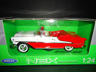 Welly Oldsmobile Super 88 Convertible 1955 Red 1/24