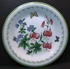 Studio Nova Garden Bloom Salad Plate Flowers Butterflys Bees Vines