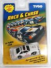Tyco Race and Chase Fire Chief U-Turn Slot Car with Siren and Flashing Lights