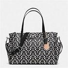 NWT Coach PEYTON DREAM C Multifunction Tote Bag or Baby Diaper Bag F30541