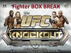 Ronda Rousey - 2014 Topps UFC Knockout 1-BOX Fighter LOT AUTO RELIC