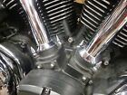 YAMAHA RAIDER CHROME PUSH ROD BASE TAPPET ENGINE SPIKES star xv1900 roadstar S