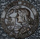 JEANNE D'ARC MEDAL - MONTREAL, CANADA - COUNTERSTAMPED 61983 - Nice - NCC