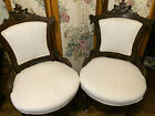 SET OF 2 EAST LAKE PARLOR CHAIRS GREAT CONDITION LATE 1800'S - EARLY 1900'S