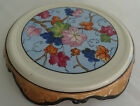 Noritake Japan Trivet Handpainted Vintage Excellent Multi Colored