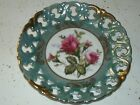 royal sealy china japan 5 3/4 inch saucer pink flower excellent condition collec